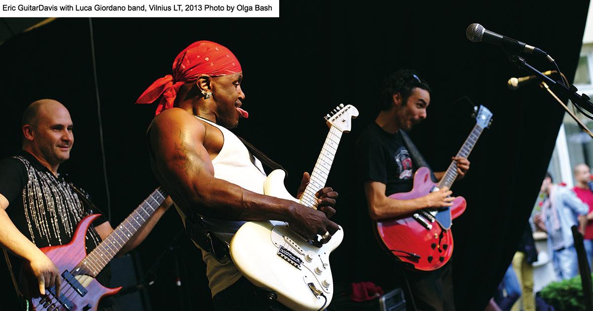 luca-giordano-blues-band-eric-guitar-davis